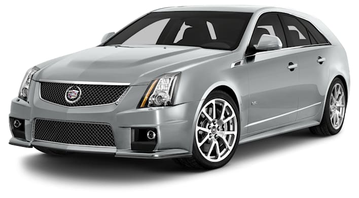 2013 cadillac cts v base 4dr sport wagon pricing and options. Black Bedroom Furniture Sets. Home Design Ideas