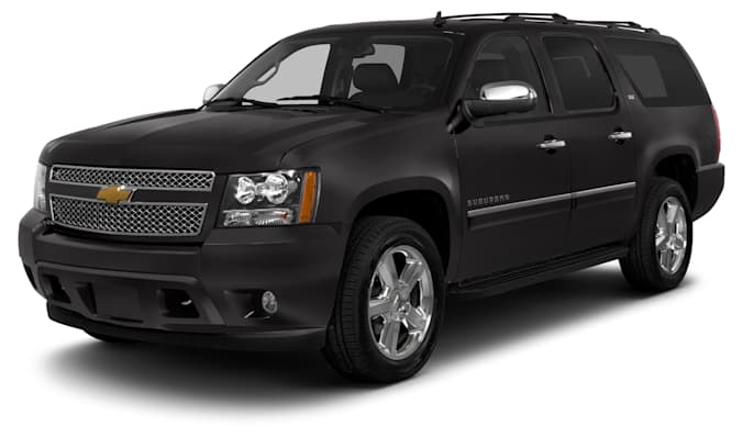 2013 chevrolet suburban 1500 ltz 4x4 pricing and options. Black Bedroom Furniture Sets. Home Design Ideas