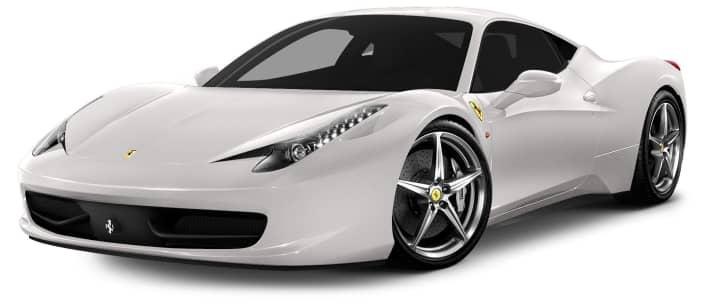 2014 ferrari 458 italia base 2dr coupe pricing and options