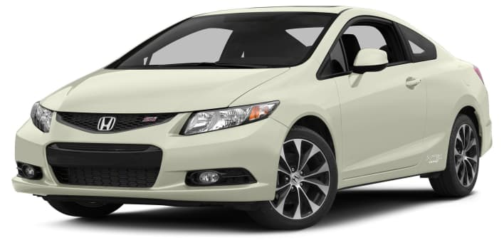 2013 Honda Civic Si 2dr Coupe Pricing and Options