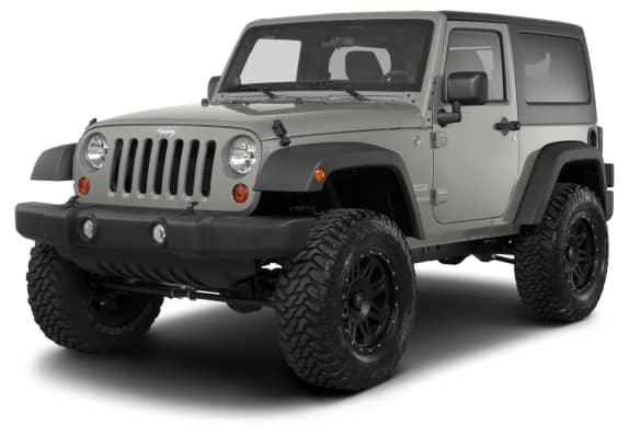 2013 Jeep Wrangler Sport 2dr 4x4 Specs And Prices