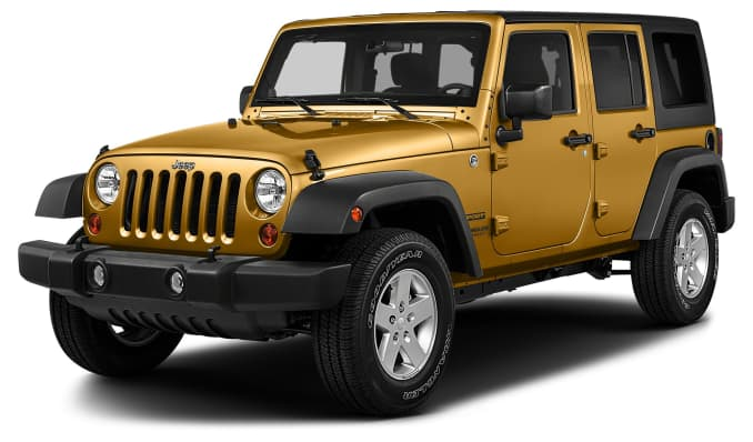 2014 Jeep Wrangler Unlimited Sport 4dr 4x4 Specs And Prices