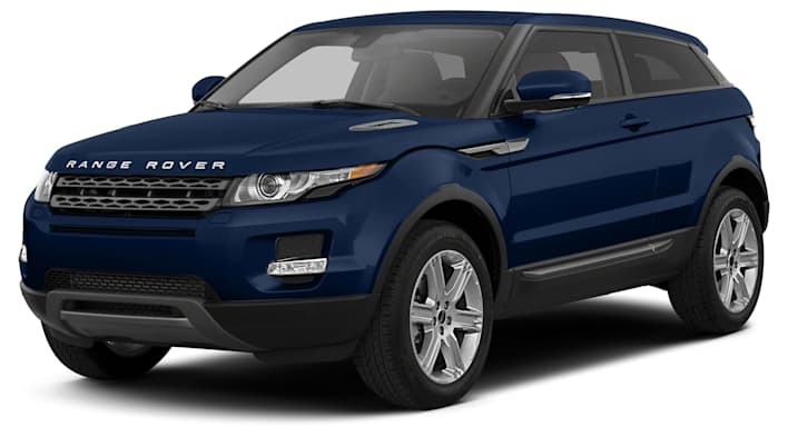2013 land rover range rover evoque pure plus all wheel drive coupe pricing and options. Black Bedroom Furniture Sets. Home Design Ideas
