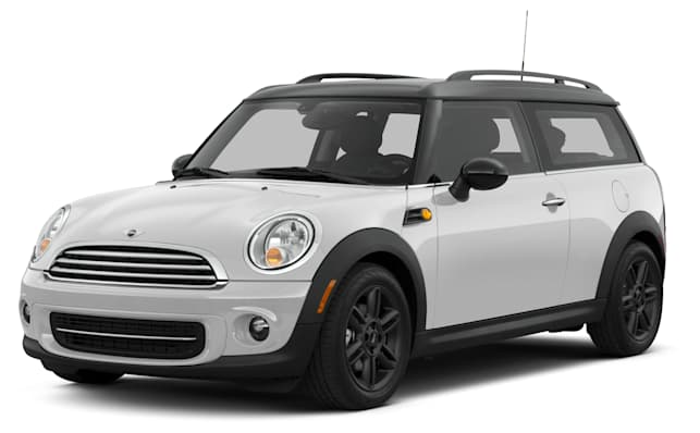 2013 Mini Clubman Cooper 3dr Pricing And Options