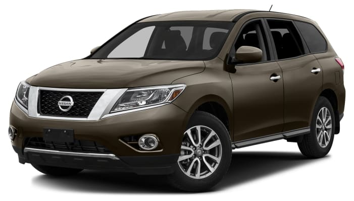 2015 nissan pathfinder sl 4dr 4x4 pricing and options. Black Bedroom Furniture Sets. Home Design Ideas