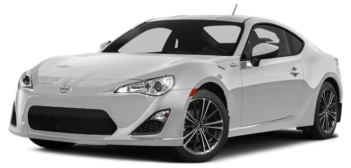 2014 Scion FRS Monogram 2dr Coupe Specs and Prices