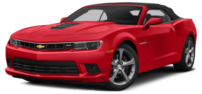 2014 Chevrolet Camaro SS w/1SS 2dr Convertible Specs and Prices