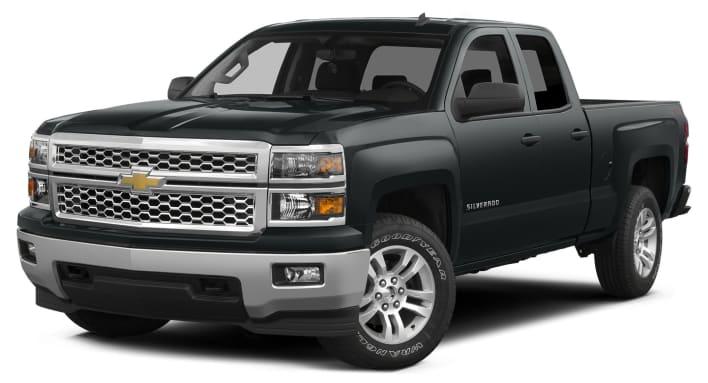 2014 Chevrolet Silverado 1500 Lt W 1lt 4x4 Double Cab 6 6 Ft Box