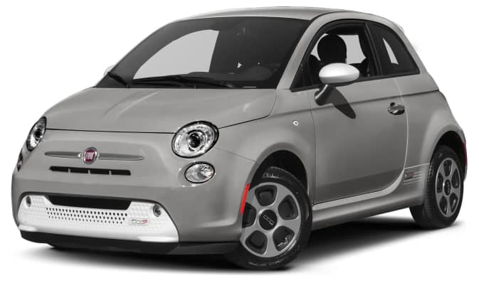 2014 FIAT 500e Battery Electric 2dr Hatchback Specs and Prices