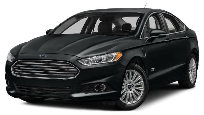 2014 Ford Fusion Energi Se Luxury 4dr Front Wheel Drive Sedan Pricing And Options