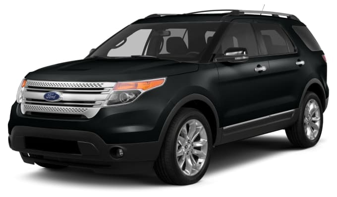2014 Ford Explorer XLT 4dr Front-wheel Drive Specs and Prices