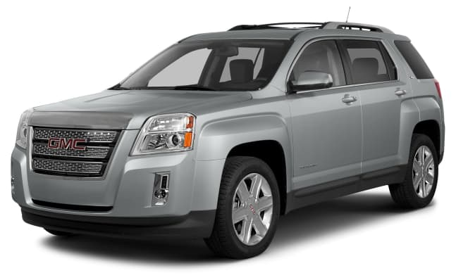 2014 Gmc Terrain Sle 1 Front Wheel Drive Sport Utility Pricing And Options