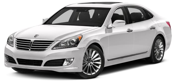 2016 Hyundai Equus Ultimate 4dr Rear wheel Drive Sedan Pricing and
