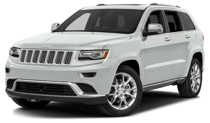 2014 Jeep Grand Cherokee Summit 4dr 4x4 Specs And Prices