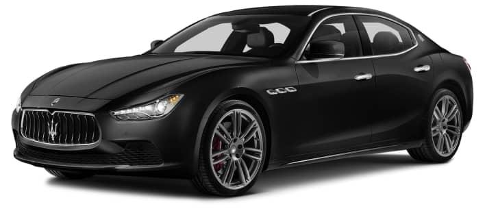 2014 Maserati Ghibli S Q4 4dr All-wheel Drive Sedan Pricing and Options