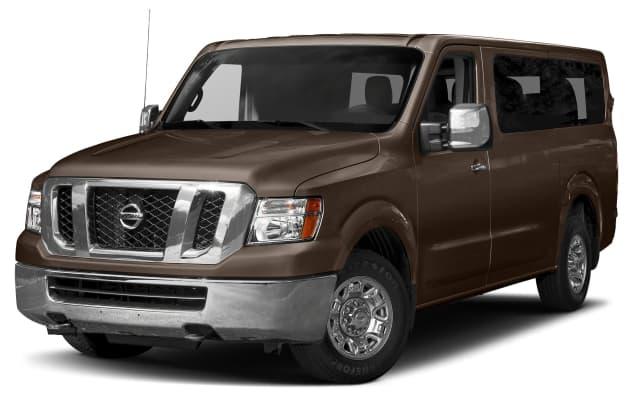 Nissan Nv 3500 >> 2014 Nissan Nv Passenger Nv3500 Hd Sv V8 3dr Rear Wheel Drive