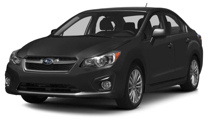 2014 subaru impreza premium 4dr all wheel drive sedan pricing and options. Black Bedroom Furniture Sets. Home Design Ideas