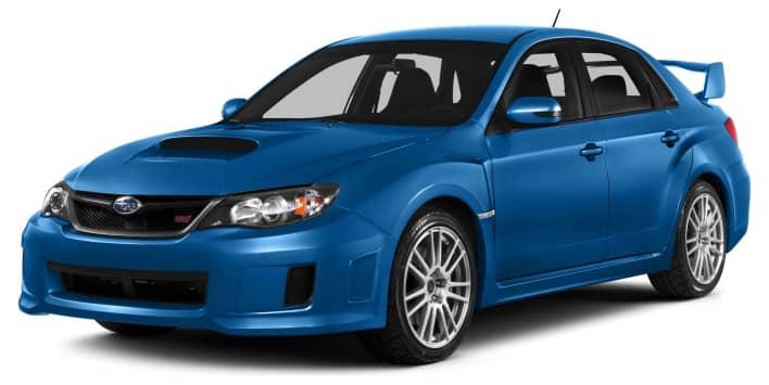 2014 Subaru Impreza Wrx Sti Limited 4dr All Wheel Drive Sedan Pictures