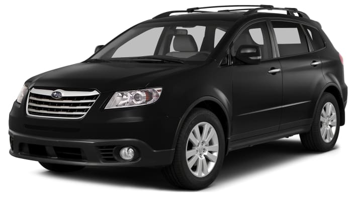 2014 subaru tribeca 3 6r limited 4dr all wheel drive pricing and options. Black Bedroom Furniture Sets. Home Design Ideas