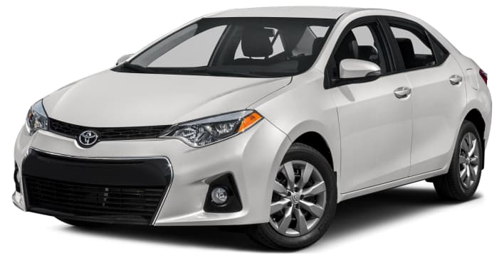 2015 toyota corolla s plus 4dr sedan pricing and options. Black Bedroom Furniture Sets. Home Design Ideas