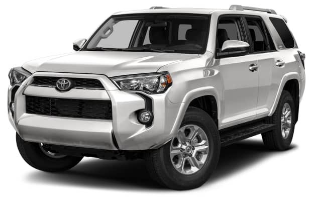 2014 Toyota 4Runner SR5 4dr 4x4 Pricing and Options