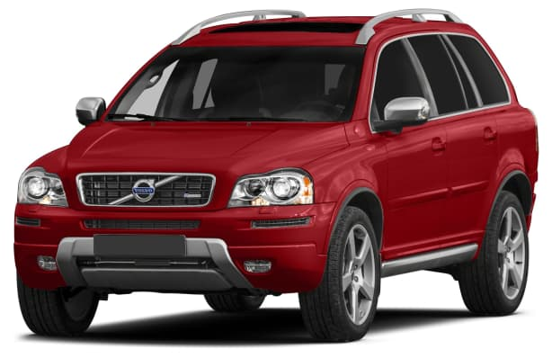 2014 Volvo XC90 3.2 R-Design 4dr All-wheel Drive Pricing ...