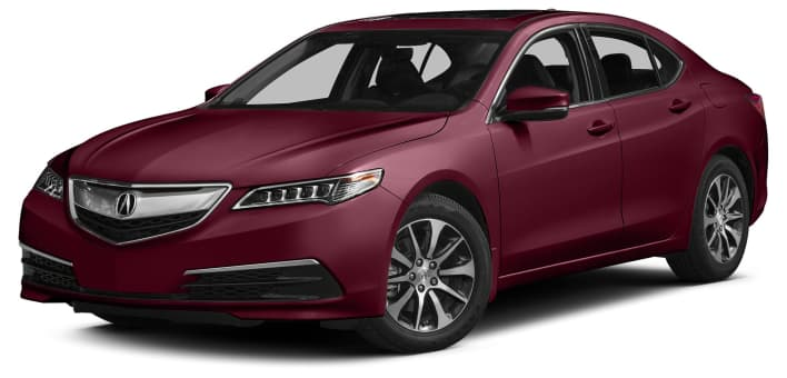 2015 Acura TLX Tech 4dr Front-wheel Drive Sedan Pricing ...