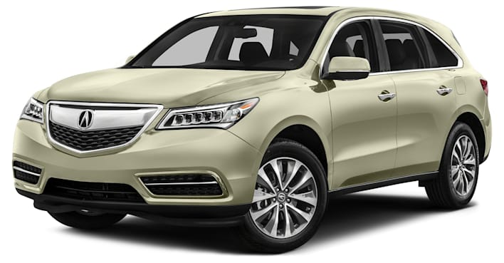 Acura Mdx For Sale In Nj >> 2015 Acura MDX 3.5L Technology Package 4dr SH-AWD Pricing and Options