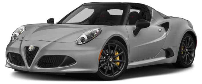 2016 alfa romeo 4c spider base 2dr convertible pricing and options. Black Bedroom Furniture Sets. Home Design Ideas