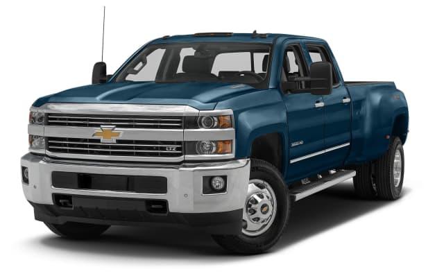 2018 Chevrolet Silverado 3500hd Wt 4x4 Crew Cab 167 7 In Wb Drw Specs And Prices