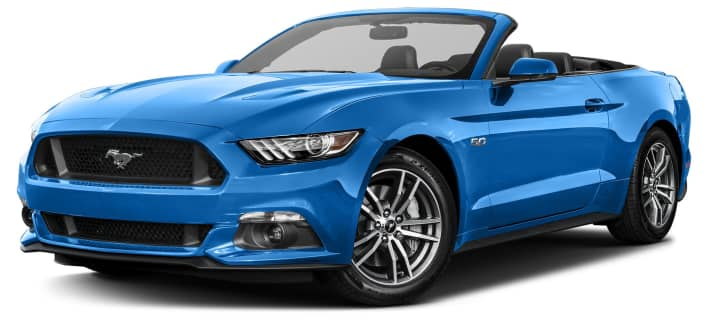 2017 Ford Mustang Gt Premium 2dr Convertible Pricing And