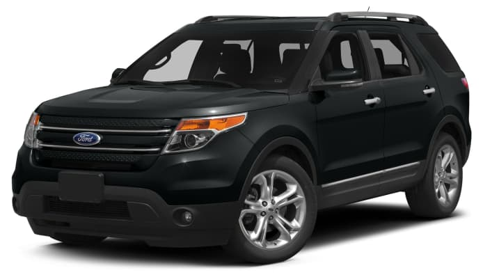 2015 Ford Explorer Limited 4dr Front Wheel Drive Pricing