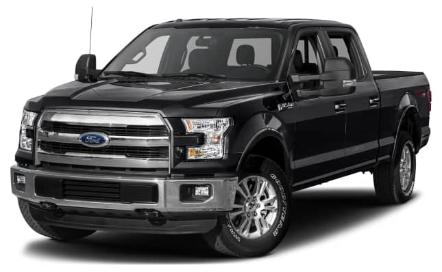 2016 ford f 150 lariat 4x2 supercrew cab styleside 6 5 ft box 157 in wb pricing and options. Black Bedroom Furniture Sets. Home Design Ideas