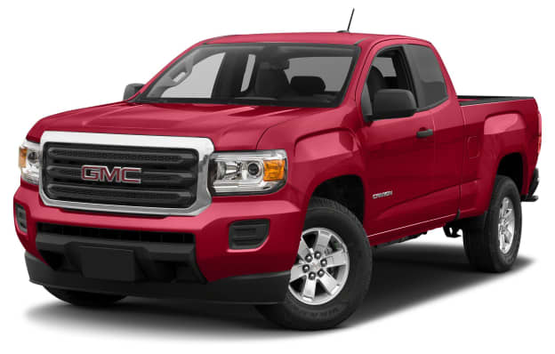 2016 gmc canyon base 4x2 extended cab 6 ft box 128 3 in wb pricing and options. Black Bedroom Furniture Sets. Home Design Ideas