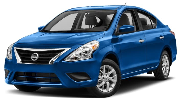 2016 Nissan Versa 1 6 Sv 4dr Sedan Pricing And Options