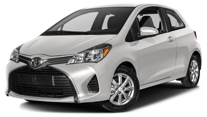 2017 Toyota Yaris Le 3dr Liftback Pricing And Options