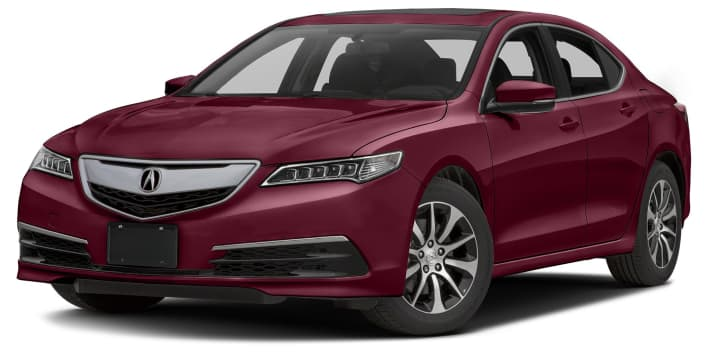 2016 Acura TLX Base 4dr Front-wheel Drive Sedan Pricing ...