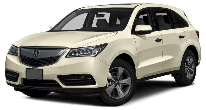 2016 acura mdx 3 5l 4dr sh awd pricing and options. Black Bedroom Furniture Sets. Home Design Ideas
