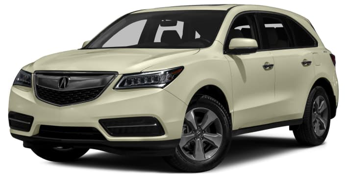 Acura Mdx For Sale In Nj >> 2016 Acura MDX 3.5L 4dr Front-wheel Drive Pricing and ...