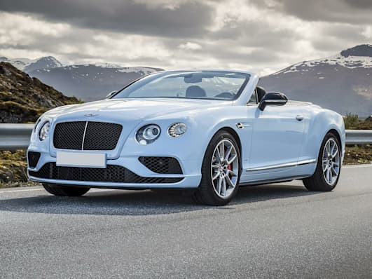Cost of a new bentley convertible