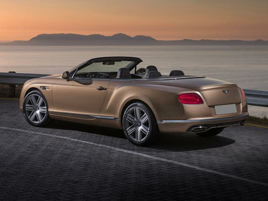2018 Bentley Continental Gt W12 2dr Convertible Pricing And Options