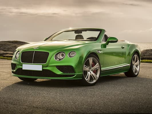 2018 bentley continental gt speed 2dr convertible pricing and options