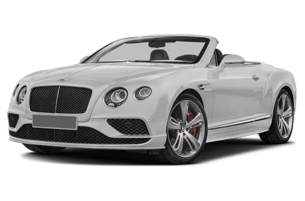 2016 Bentley Continental GT Speed 2dr Convertible Pricing and Options