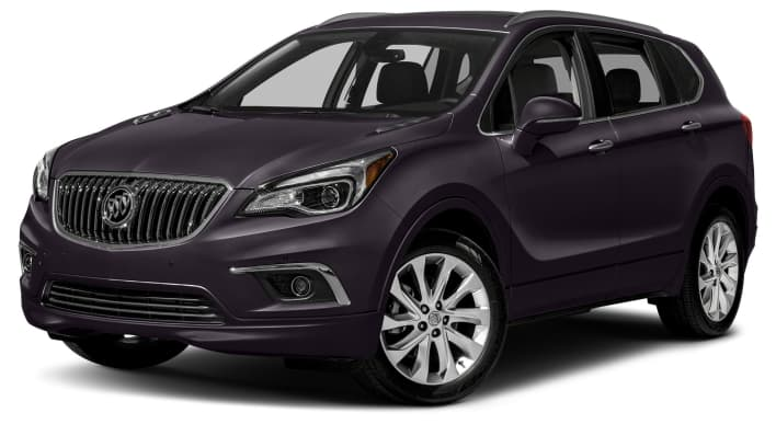 2017 buick envision essence front wheel drive pricing and options. Black Bedroom Furniture Sets. Home Design Ideas