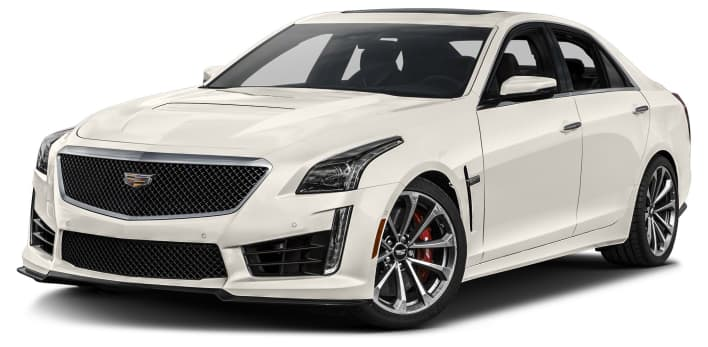 2016 cadillac cts v base 4dr sedan pricing and options. Black Bedroom Furniture Sets. Home Design Ideas