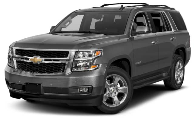 2016 Chevrolet Tahoe LS 4x4 Pricing and Options