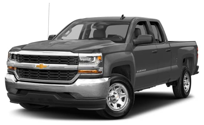 2016 chevrolet silverado 1500 ls 4x4 double cab 6 6 ft box 143 5 in wb pricing and options. Black Bedroom Furniture Sets. Home Design Ideas