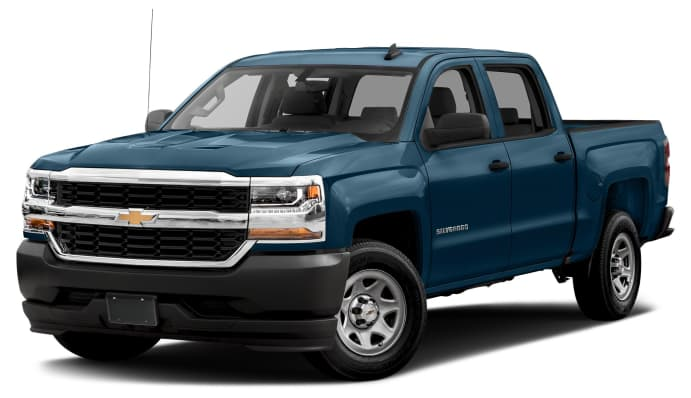 2017 chevrolet silverado 1500 wt 4x2 crew cab ft box 143 5 in wb specs and prices. Black Bedroom Furniture Sets. Home Design Ideas