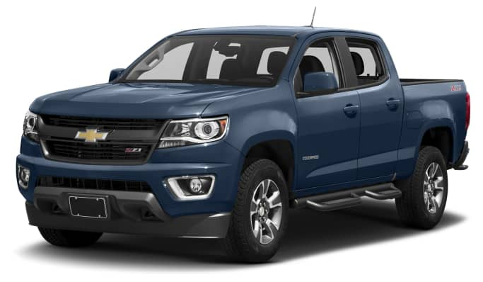 Chevrolet Colorado Z71 >> 2018 Chevrolet Colorado Z71 4x4 Crew Cab 6 Ft Box 140 5 In Wb Pricing And Options