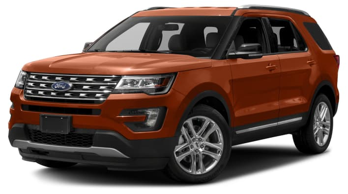 2017 ford explorer xlt 4dr 4x4 pictures